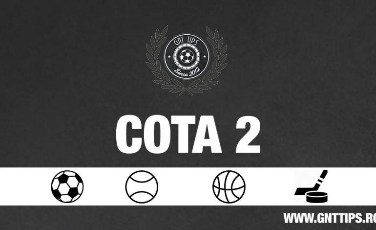 Cota 2 + recomandarile zilei din fotbal 27.02.2018 – Gabriel