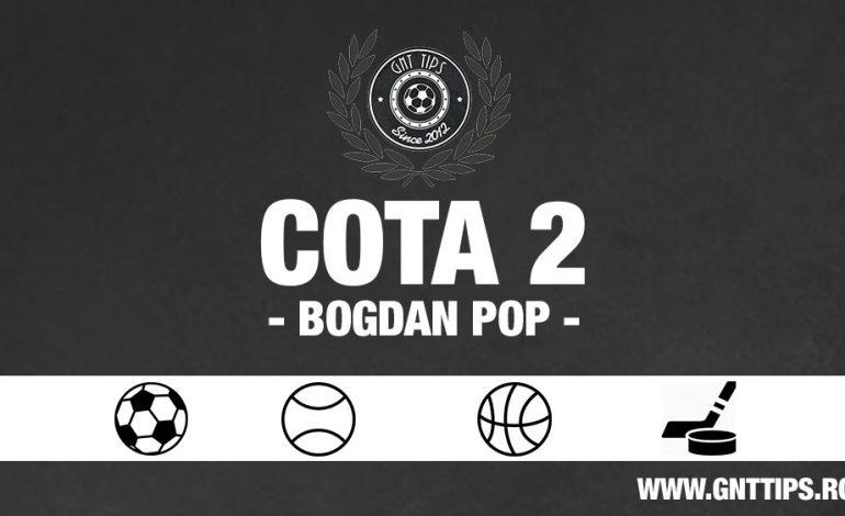 Dubla Zilei – Bogdan Pop 06.11.2017