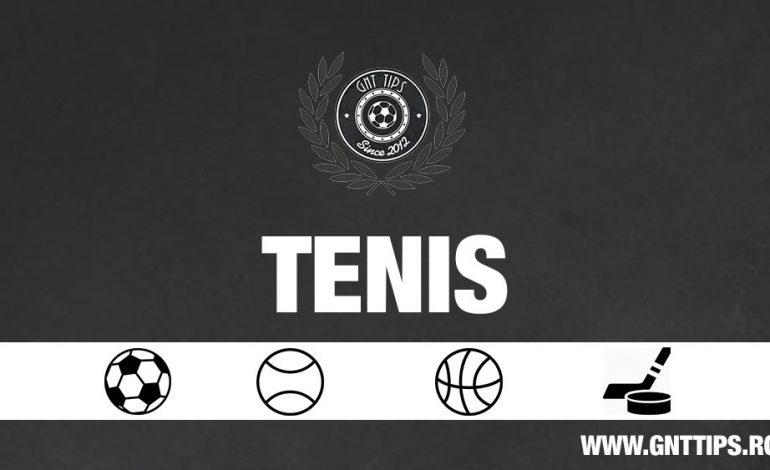Cota 2 din tenis 24.01.2018 – Cristian