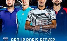 Turneul Final ATP – Londra 2017: Tragere la sortii