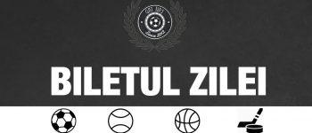 Biletul zilei din fotbal 16 octombrie 2018 - Moldo