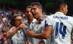 Cote marite pentru calificarea lui Real Madrid in finala Champions League