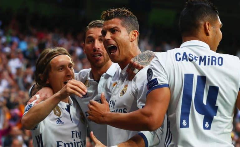 COTA 13 pentru calificarea lui Real Madrid dupa 3-0 cu Juve
