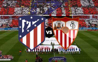 Ponturi fotbal Atletico Madrid - Sevilla Copa del Rey