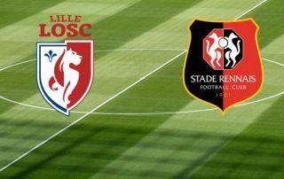 Ponturi fotbal Lille OSC - Rennes Ligue 1