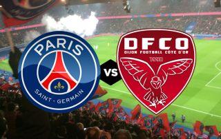 Ponturi fotbal PSG - Dijon Ligue 1