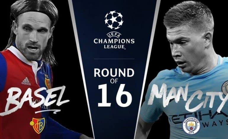 Ponturi fotbal – FC Basel – Manchester City – UEFA Champions League – 13.02.2018