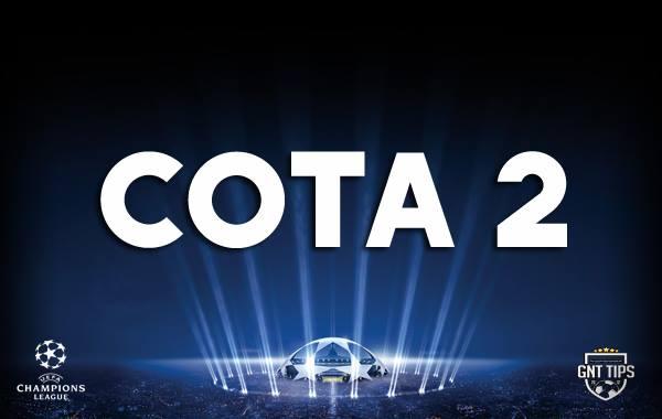 Cota 2 Uefa Champions League 20.02.2018 – Gabriel