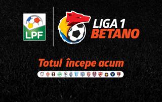 Liga 1 BETANO - lupta pentru play-off