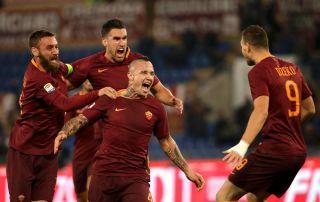 Ponturi fotbal AS Roma - AC Milan Seria A
