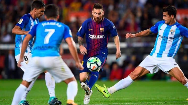Ponturi fotbal – Malaga – Barcelona – La Liga – 10.03.2018