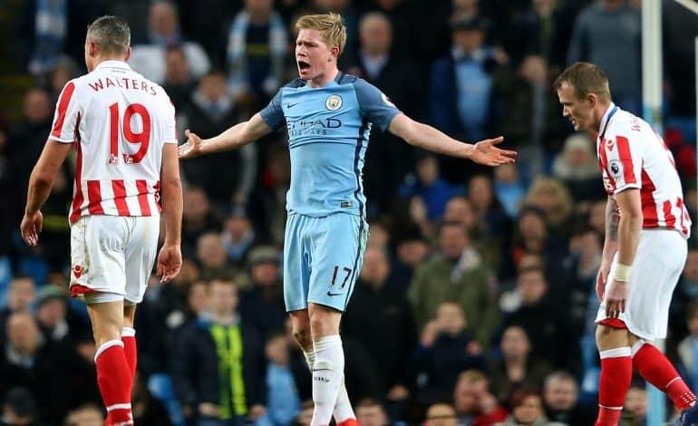 Ponturi fotbal – Stoke – Manchester City – Premier League – 12.03.2018