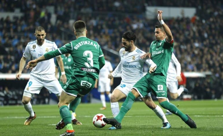 Ponturi fotbal – Real Madrid – Leganes – La Liga – 28.04.2018