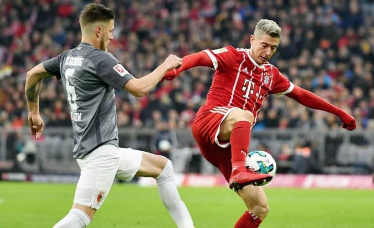 Ponturi fotbal – Augsburg – Bayern Munchen – Bundeliga – 07.04.2018