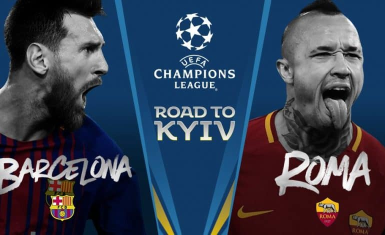 Ponturi fotbal – Barcelona – AS Roma – UEFA Champions League – 04.04.2018