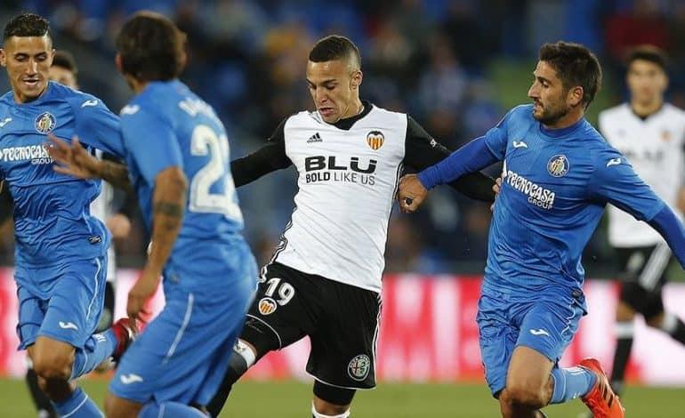 Ponturi fotbal – Valencia – Getafe – La Liga – 18.04.2018