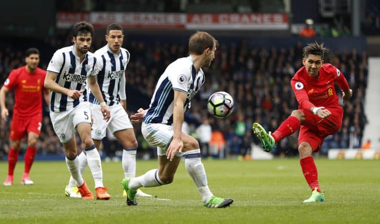 Ponturi fotbal – West Brom – Liverpool – Premier League – 21.04.2018