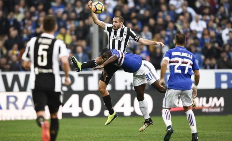Ponturi fotbal – Juventus – Sampdoria – Serie A – 15.04.2018
