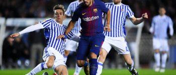 Ponturi fotbal - Barcelona - Real Sociedad - La Liga - 20.05.2018