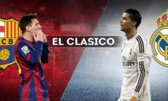 Barcelona - Real Madrid / SUPER COTE pentru diseara in El Clasico