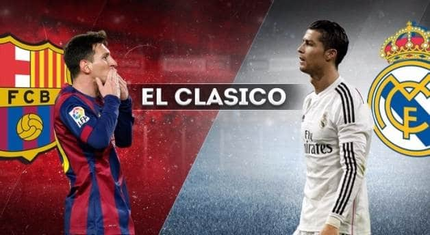 Barcelona – Real Madrid / SUPER COTE pentru diseara in El Clasico