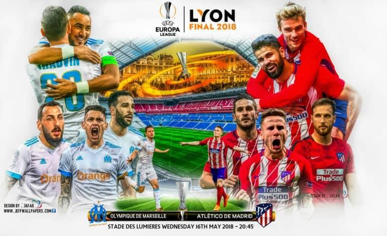 Ponturi fotbal – Marseille – Atletico Madrid – UEFA Europa League – 16.05.2018