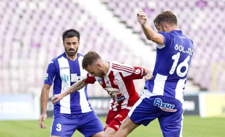 Ponturi fotbal – Sepsi – Poli Timisoara – Liga 1 – 15.05.2018