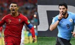 Cota 50.00 pentru victoria Portugaliei in meciul cu Uruguay