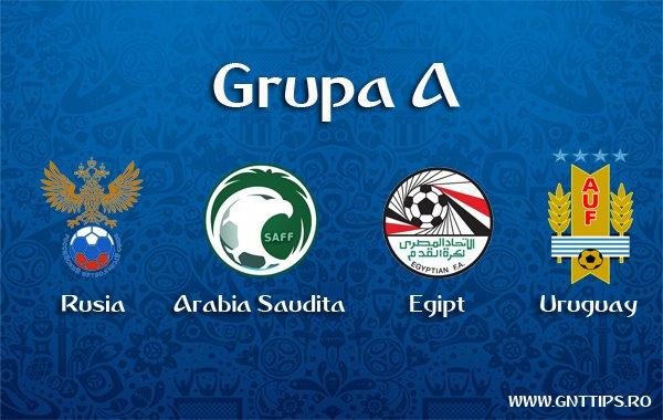 Campionatul Mondial 2018 – Prezentare Grupa A