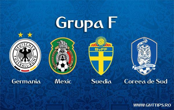 Campionatul Mondial 2018 – Prezentare Grupa F