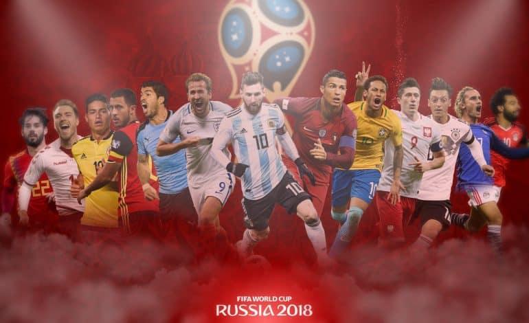 Top 5 marcatori ce ne pot aduce profit – Campionatul Mondial 2018