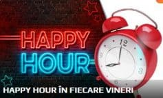 Happy Hour la NetBet Cazino in fiecare vineri din iulie