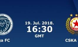 Ponturi fotbal - Riga FC - CSKA Sofia - Preliminarii Europa League - 19.07.2018