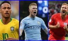 Cei mai buni 3 jucatori ramasi in cursa pentru Cupa Mondiala