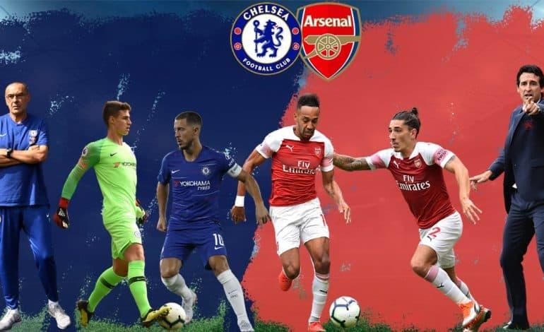 Emery si Sarri se dueleaza in meciul zilei de pe Stamford Bridge – 18.08.2018 – Vlad