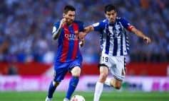 Cota 25.00 pentru victoria Barcelonei in meciul cu Alaves