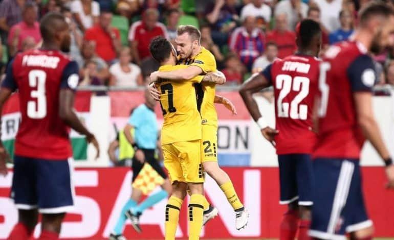 Ponturi Pariuri – AEK Atena – MOL Vidi – Champions League – 28.08.2018
