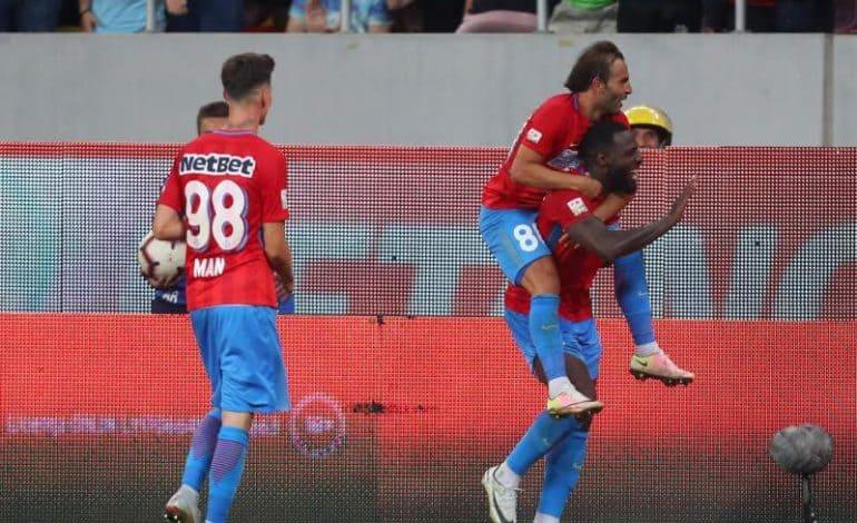 FC Hermannstadt vs FCSB: cum poti incasa 250 RON!