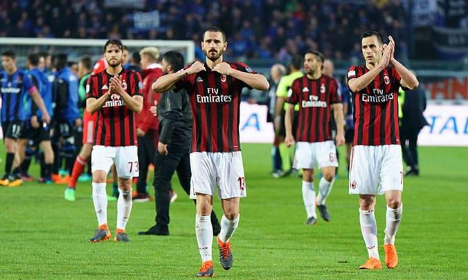 Ponturi fotbal - AC Milan - Atalanta - Serie A - 23.09.2018