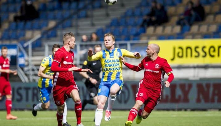 Ponturi fotbal – Almere – Waalwijk – Eerste Divisie – 28.09.2018