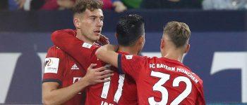 Ponturi fotbal - Bayern - Augsburg - Bundesliga - 25.09.2018