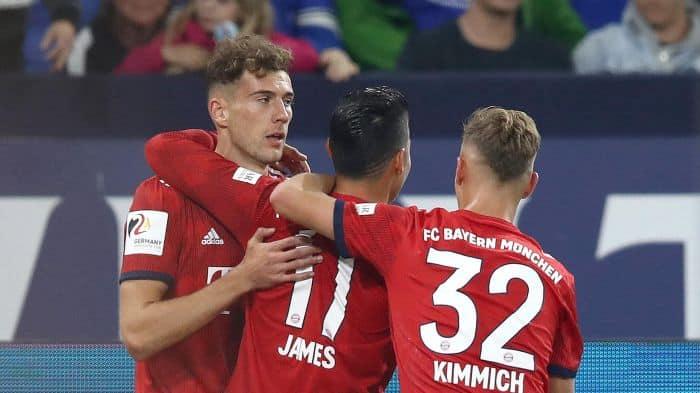 Ponturi fotbal – Bayern – Augsburg – Bundesliga – 25.09.2018