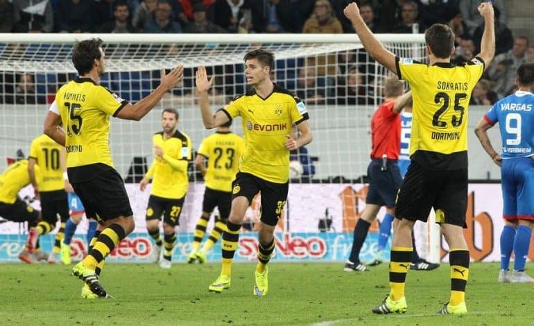 Ponturi fotbal – Dortmund – Nurnberg – Bundesliga – 26.09.2018