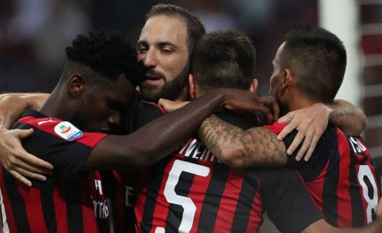 Ponturi Pariuri – AC Milan – Olympiakos – Europa League – 04.10.2018
