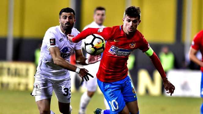 Ponturi fotbal – FCSB – Dunarea Calarasi – Liga 1 Betano – 23.09.2018