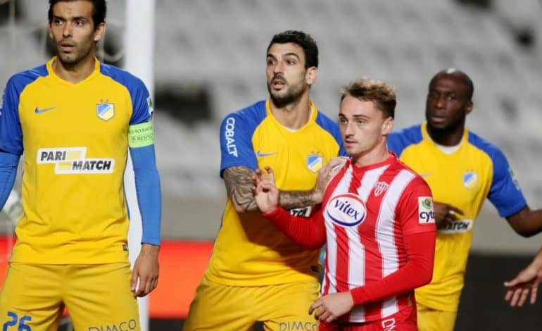 Ponturi fotbal – Nea Salamis – APOEL – First Divison – 19.09.2019