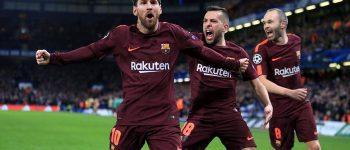 Ponturi pariuri - Barcelona - PSV - Champions League - 18.09.2018