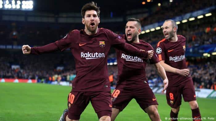 Ponturi pariuri – Barcelona – PSV – Champions League – 18.09.2018