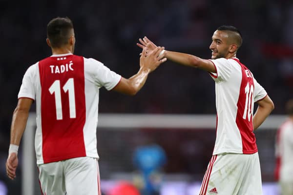 Ponturi Pariuri – Ajax – Alkmaar – Eredivisie – 07.10.2018