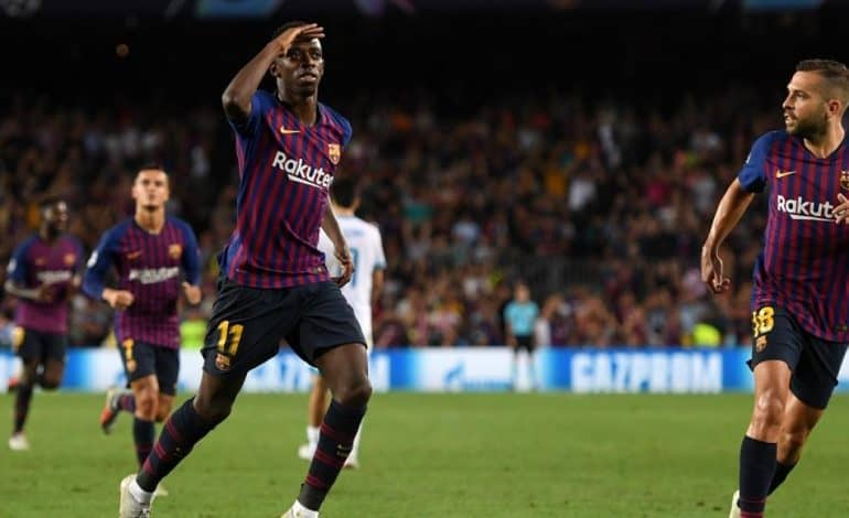 Cota mult marita pentru victoria Barcelonei la Leganes
